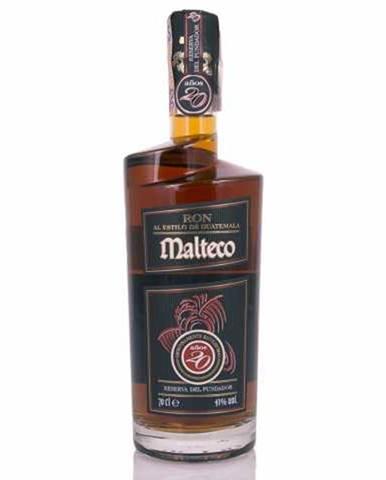 Rum Licorera Quezalteca
