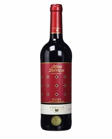 Víno červené Torres