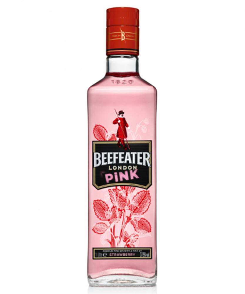 Beefeater Beefeater Pink 1L (37,5%)