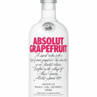 ABSOLUT Grapefruit 0,7L (40%)