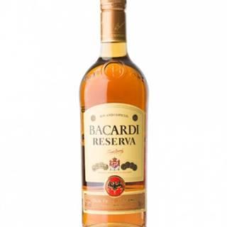 Bacardi Reserva 0,7l (40%)