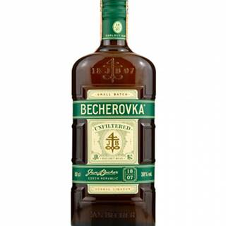 Becherovka Unfiltered 0,5L (38%)