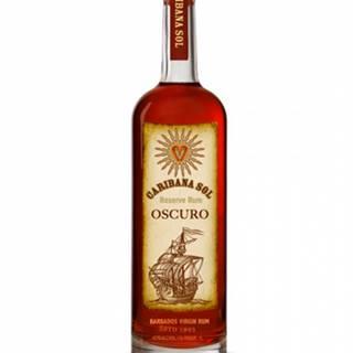 Caribana Sol Reserve Rum Oscuro 1L (40%)