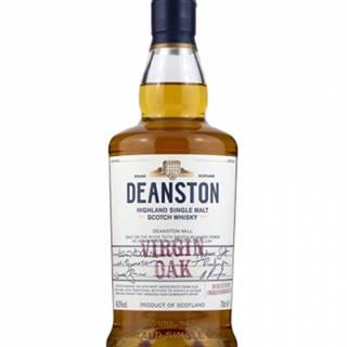 Deanston Virgin Oak Whisky + GB 46,3% 0,7L