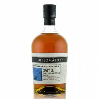 Diplomático Distillery Collection No.1 Batch Kettle 0,7L (47%)