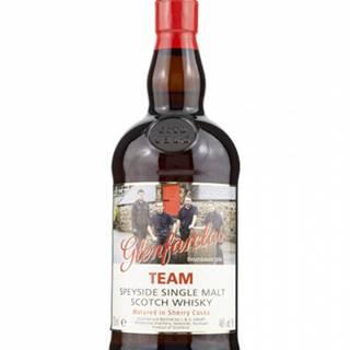 Glenfarclas Team The Legend of Speyside Whisky + GB 0,7L (46%)