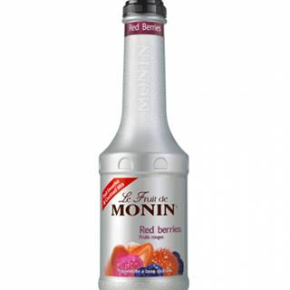 Monin Red Berries Purée 1l