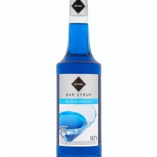 Rioba Blue Curacao Sirup 0,7l