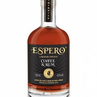 Ron Espero Coffee & Rum 0,7L (40%)
