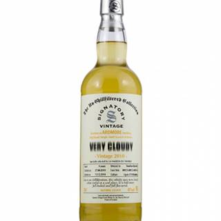 Signatory Vintage Ardmore Very Cloudy Collection 2010 0,7L (40%)