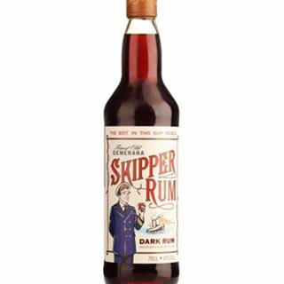 Skipper Rum Finest Old Demerara Dark 0,7l (40%)
