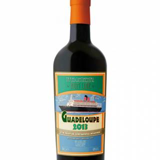 Transcontinental Rum Line Guadeloupe 2013 0,7l (43%)