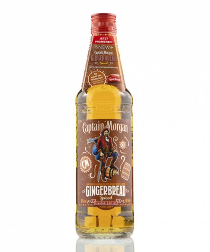 Captain Morgan Captain Morgan Gingerbread Spiced 0,5L (30%)