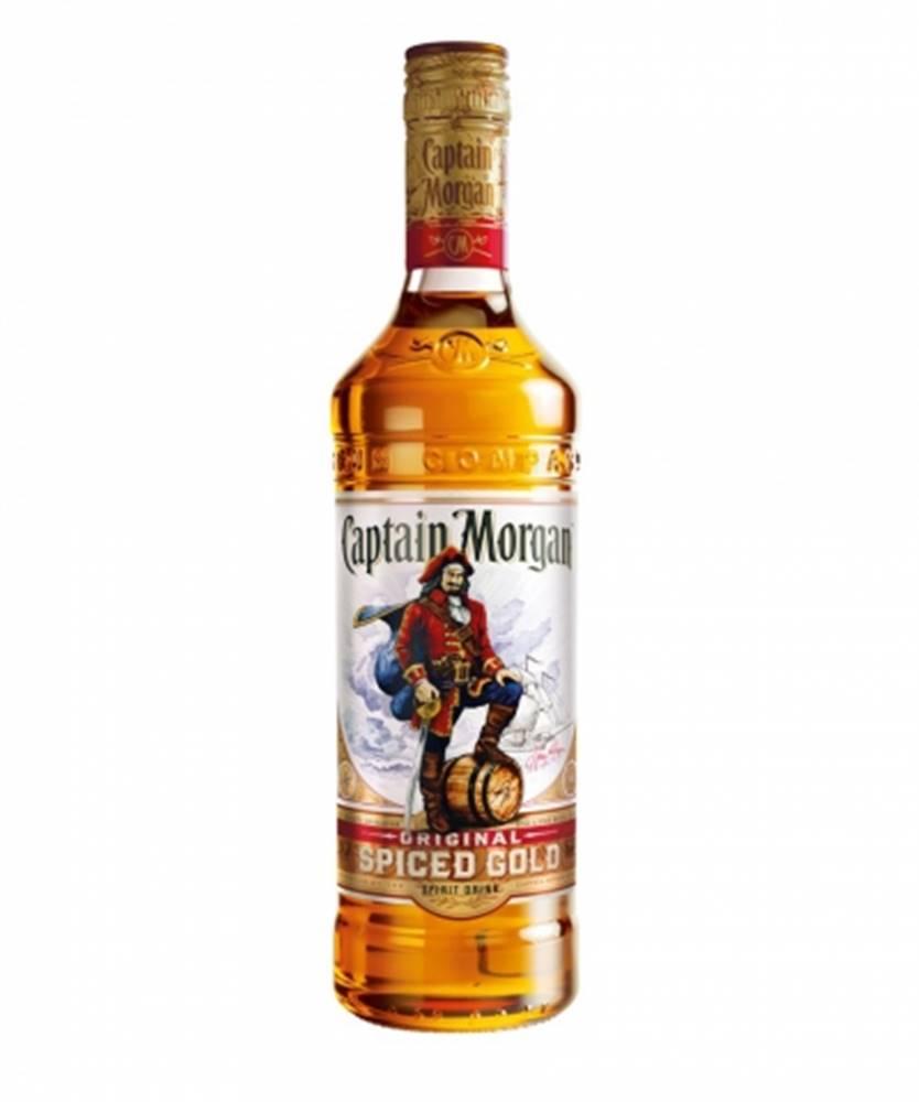 Captain Morgan Captain Morgan Gold Spiced 0,7l (35%)