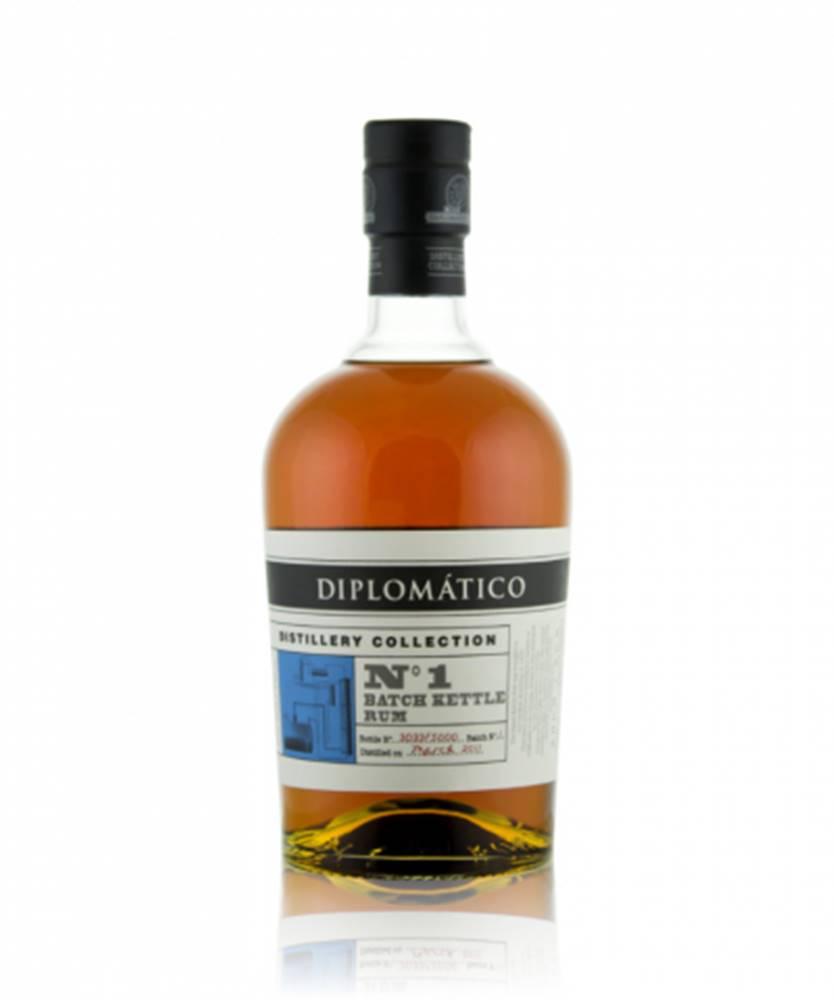 Diplomatico Diplomático Distillery Collection No.1 Batch Kettle 0,7L (47%)