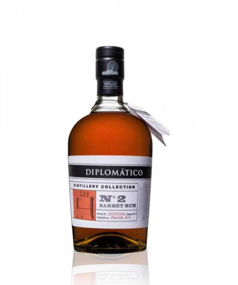 Diplomatico Diplomático Distillery Collection No.2 Barbet Column 0,7L (47%)