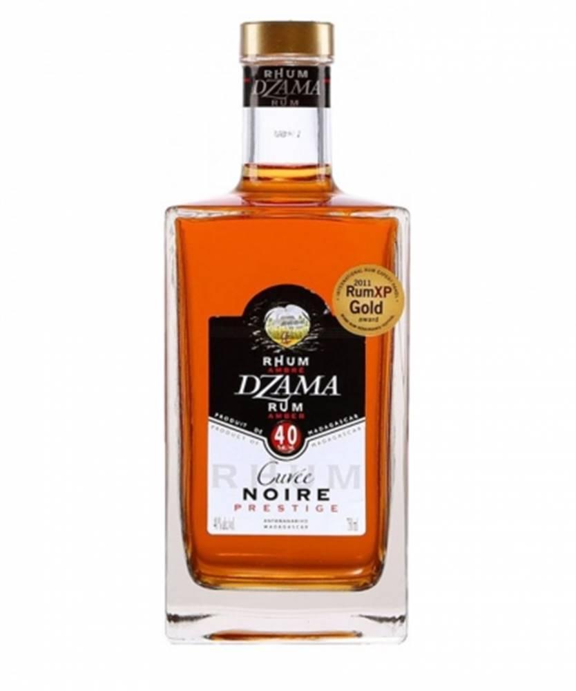 Dzama Dzama Rum Noire Prestige 0,7l (40%)