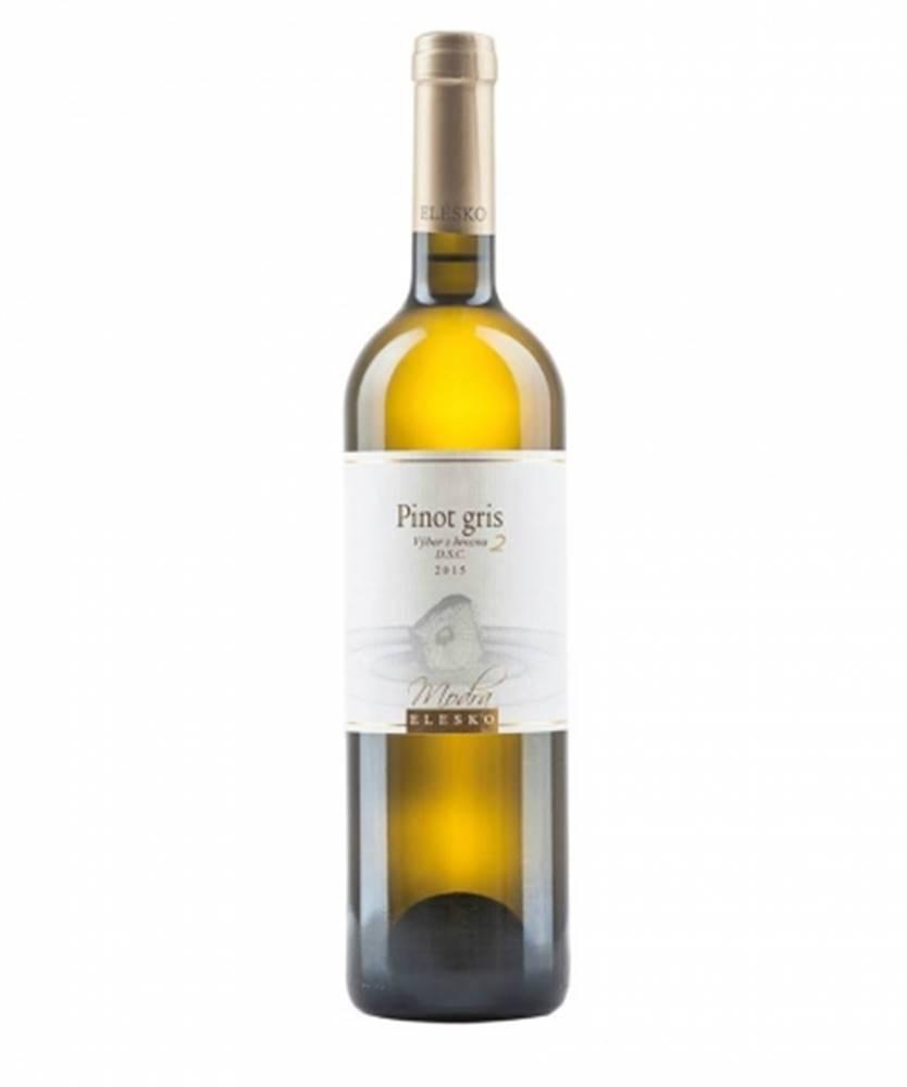 Elesko Elesko Pinot Gris 2 polosuché 0,75l (13%)