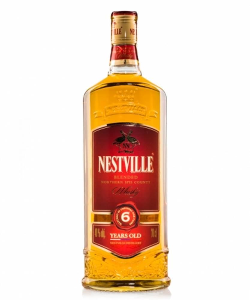Nestville Nestville Whisky 6Y 0,7l (40%)