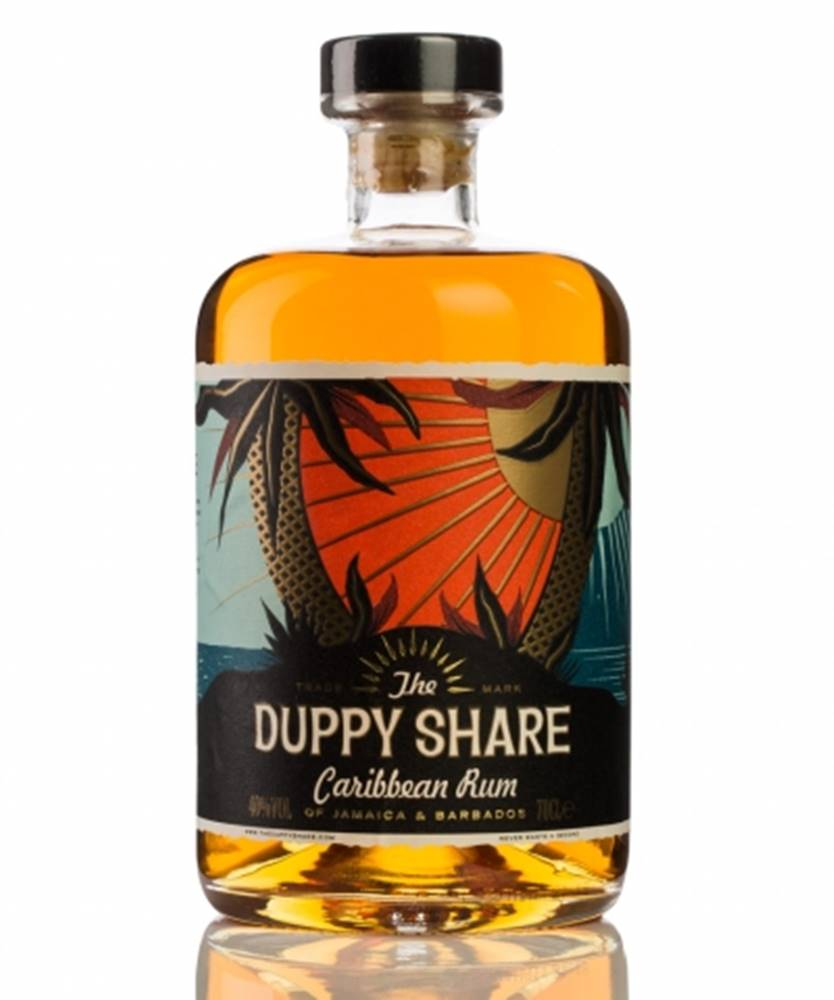 Duppy Share The Duppy Share 0,7 l (40%)