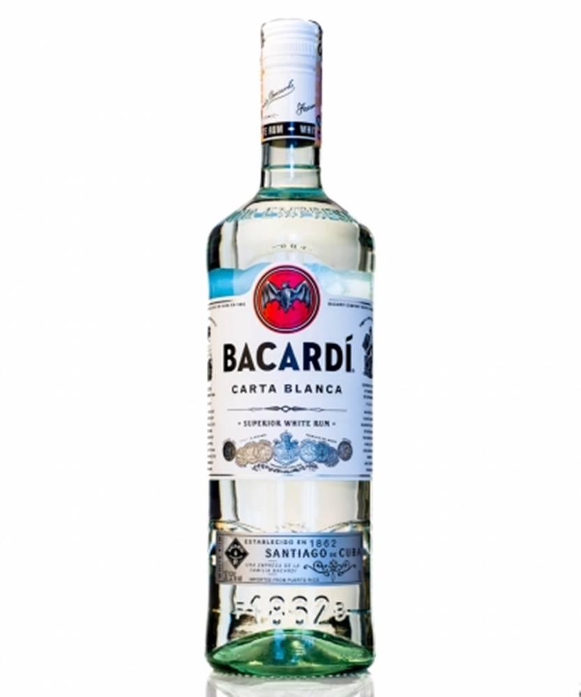 Bacardi Bacardi Carta Blanca 1l (37,5%)