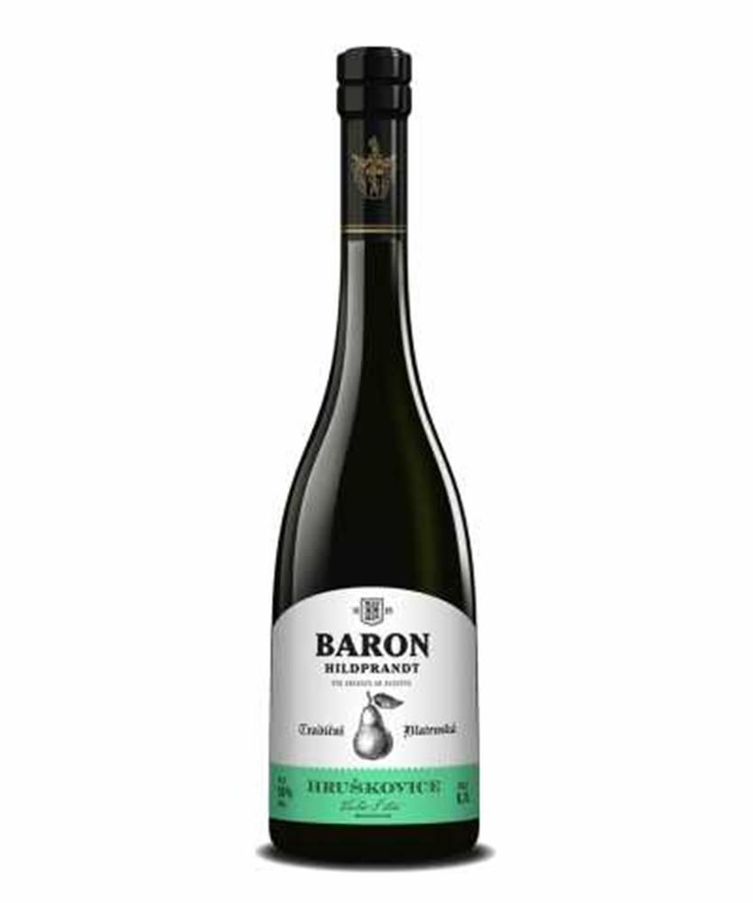 Jameson Baron Hildprandt Hruškovica 0,7l (50%)