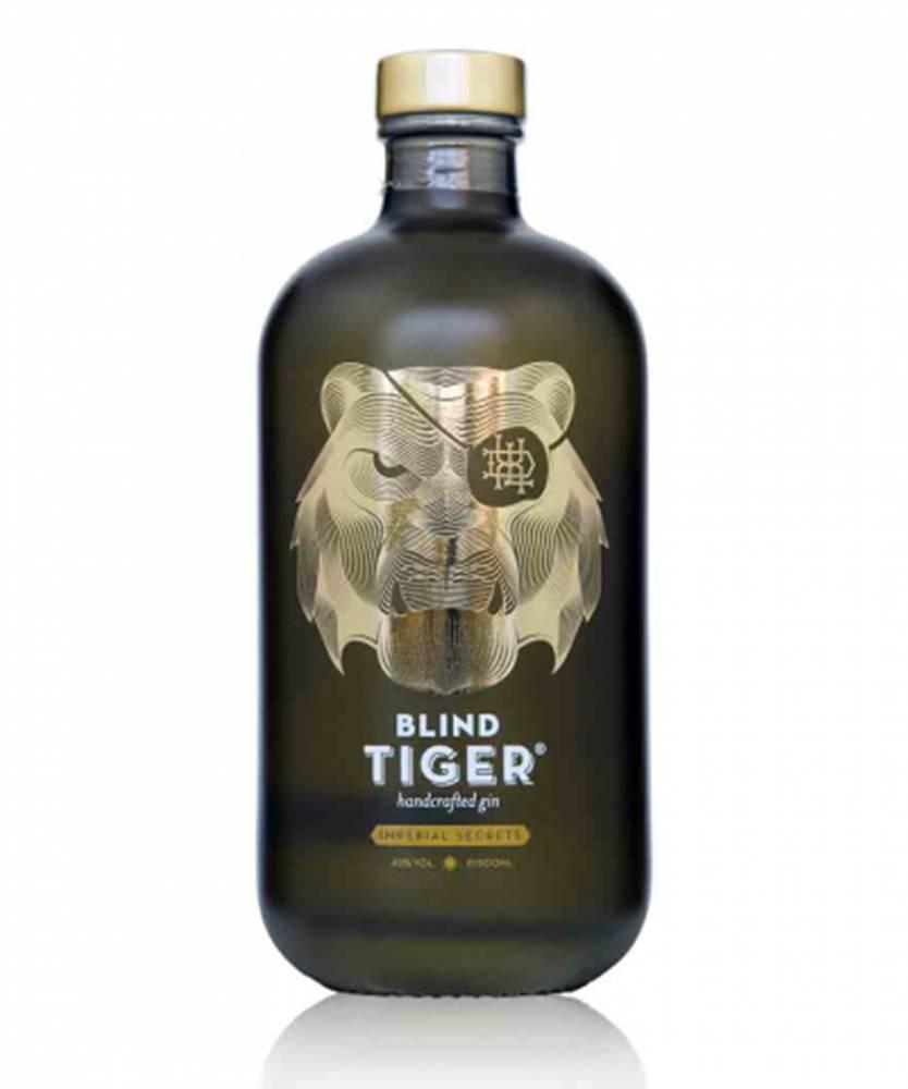 Deluxe Distillery Blind Tiger Imperial Secrets 0,5L (45%)