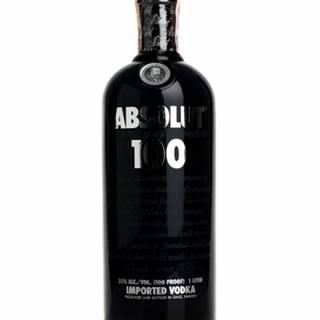 ABSOLUT 100 Vodka 1l (50%)