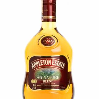 Appleton Estate Signature 0,7l (40%)