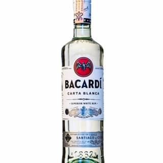Bacardi Carta Blanca 0,7l (37,5%)