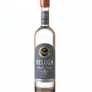 Beluga Gold Leather Case Vodka 0,7l (40%)