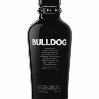 Bulldog Dry Gin 0,7l (40%)