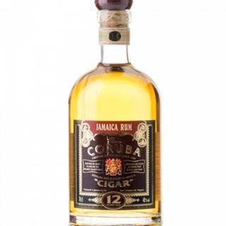 Coruba 12YO Dark Cigar 0,7l (40%)