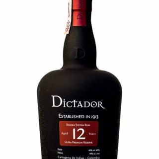 Dictador 12YO 0,7l (40%)