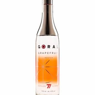 Goral Master Grapefruit 0,7l (40%)