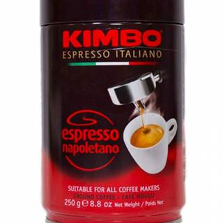 Kimbo Espresso Napoletano mletá káva 250g