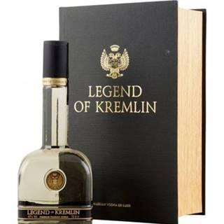 Legend of Kremlin 0,7l (40%) + GB