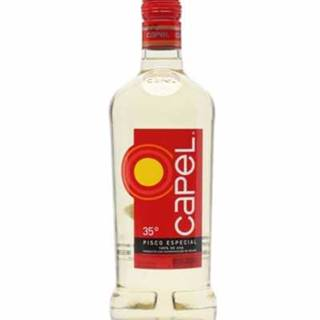 Pisco Capel Especial Chile 0,7l (35%)
