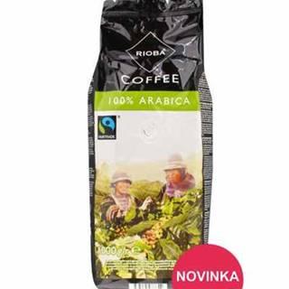 Rioba Fair Trade káva zrnková 1kg