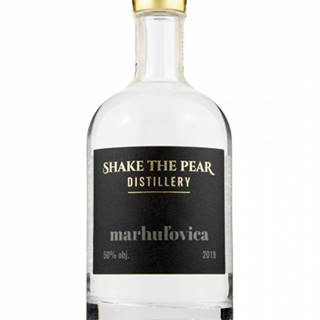 Shake The Pear Marhuľovica 0,5L (50%)