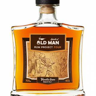 Spirits of Old Man Rum Project Four 0,7l (40%)
