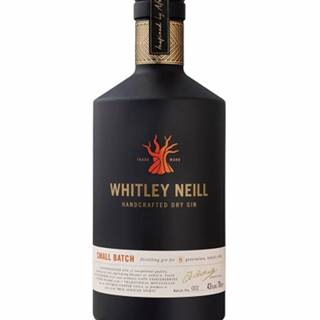 Whitley Neill Gin 0,7l (43%)