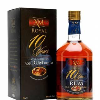 XM Royal 10YO Rum 0,7l (40%)