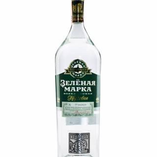 Zelyonaya Marka Kedrovaya Vodka 1l (40%)
