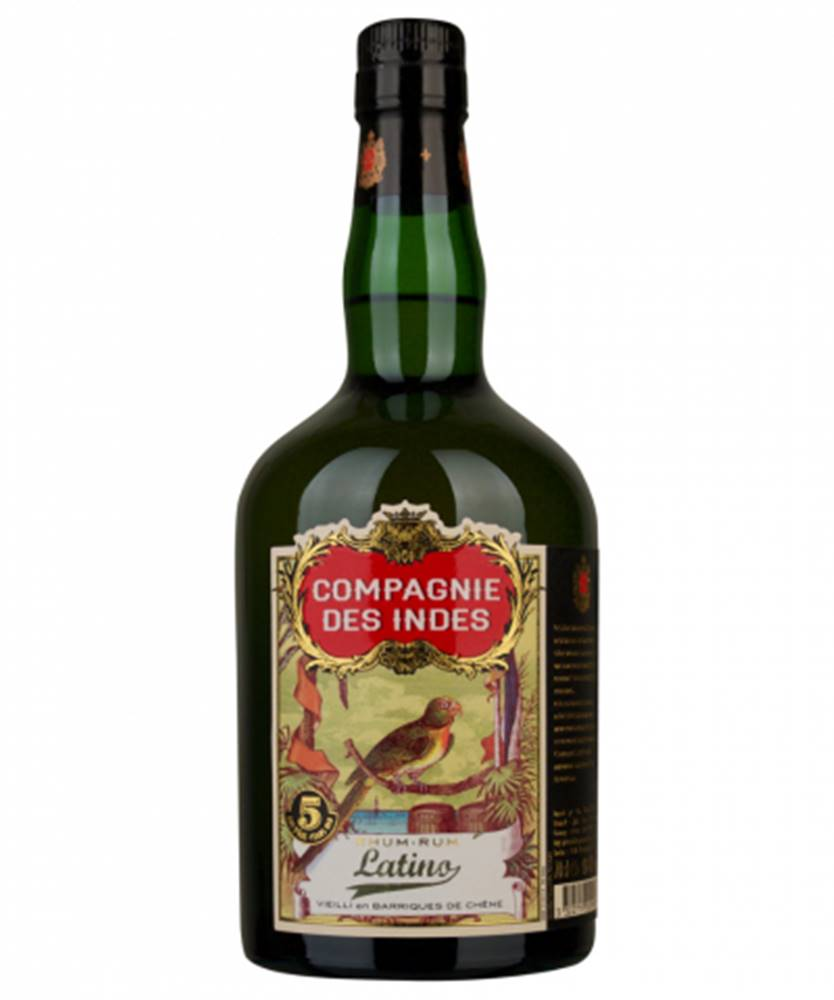 Compagnie Des Indes Compagnie des Indes Blend Latino 5YO 0,7l (40%)