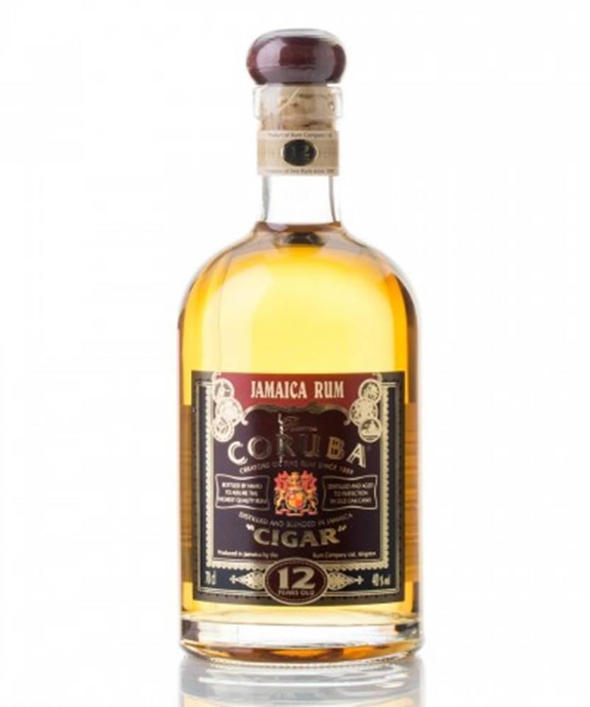 Lion Nathan Limited Coruba 12YO Dark Cigar 0,7l (40%)