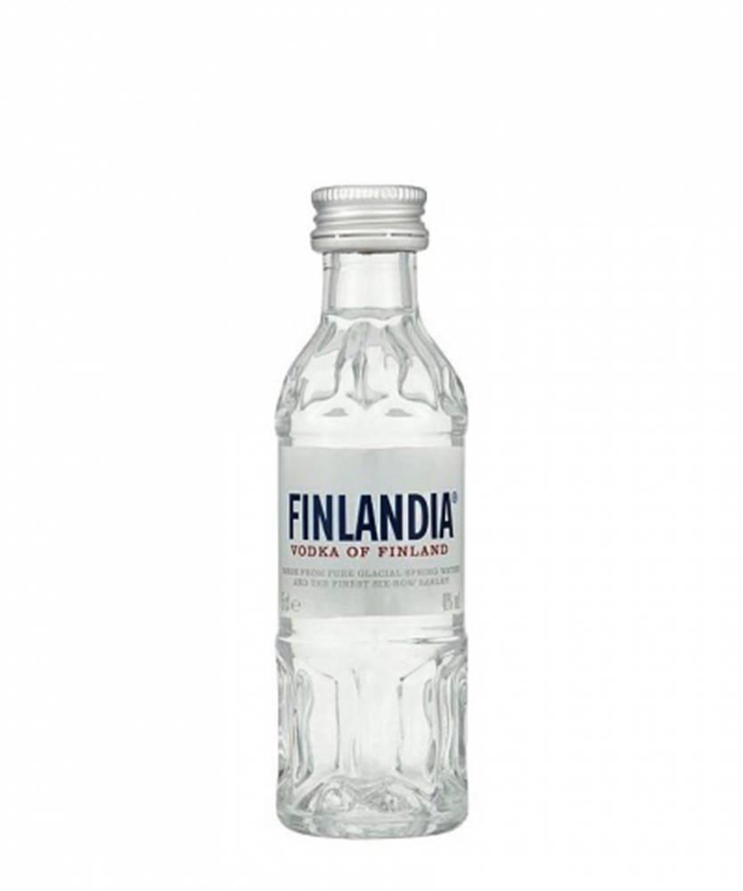 Finlandia Finlandia Vodka 0,05L (40%)