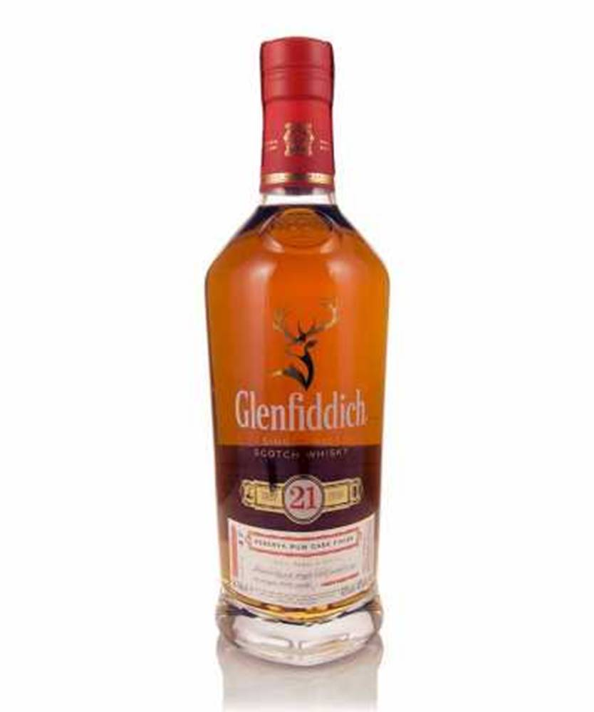 Glenfiddich Glenfiddich 21YO Gran Reserva + GB 0,7l (40%)