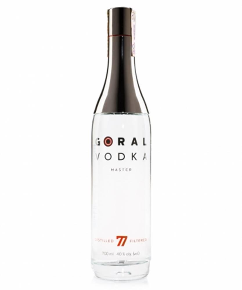 Goral Goral Master Vodka 0,7 (40%)