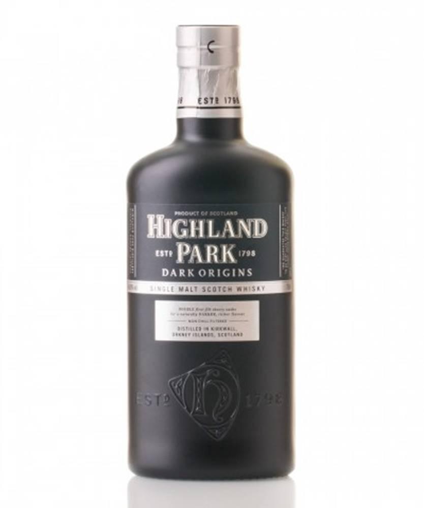 Highland Park Distillery Ltd Highland Park Dark Origins 0,7l (46,8%)